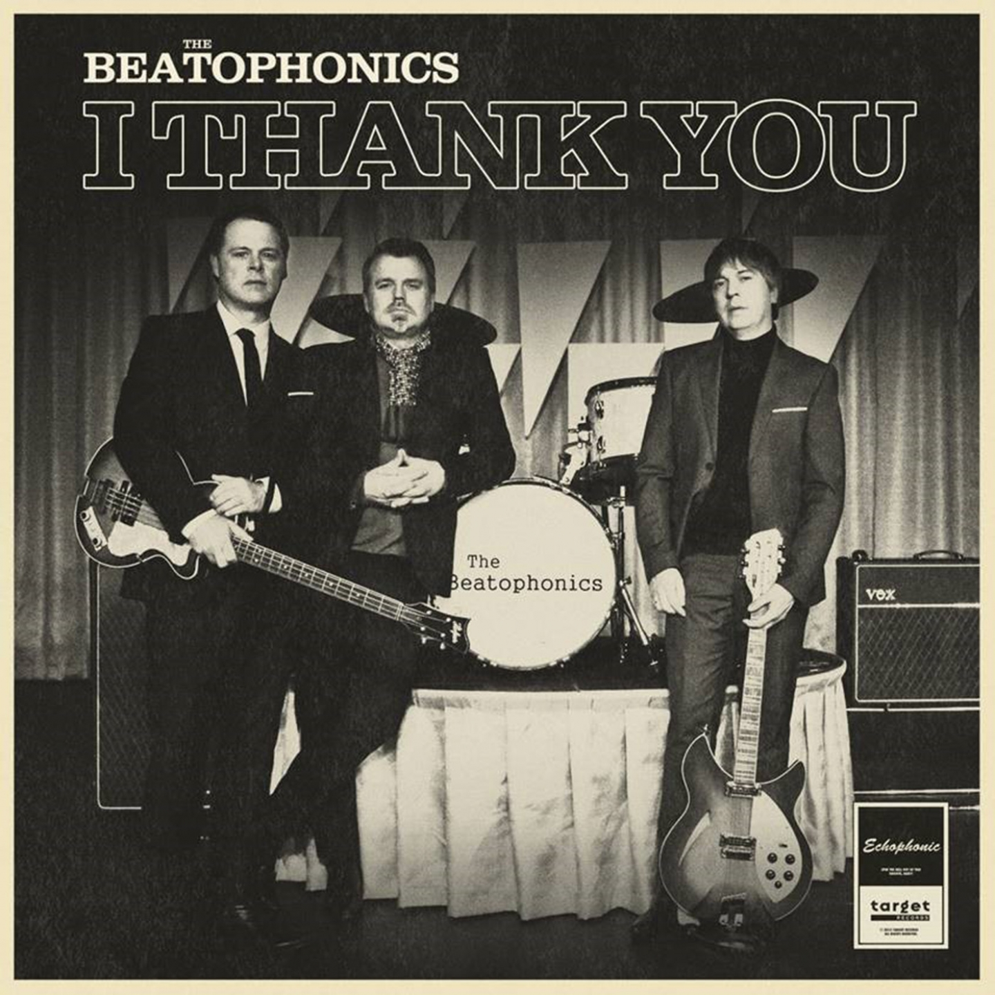 The Beatophonics – 'I Thank You' (Single)