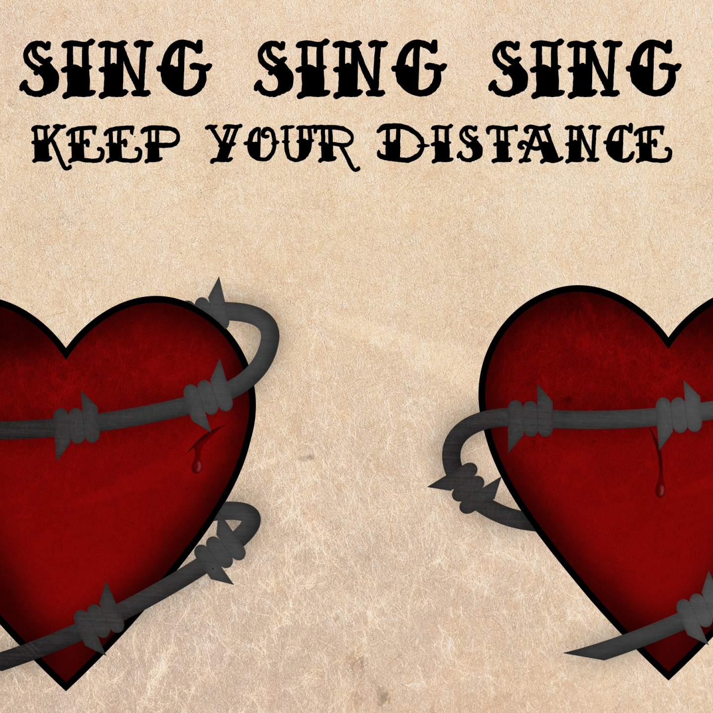 Sing Sing Sing – 'Keep Your Distance' (Single)