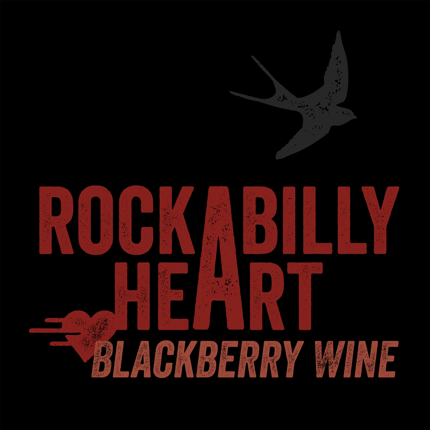 Rockabilly Heart – 'Blackberry Wine' (Single)