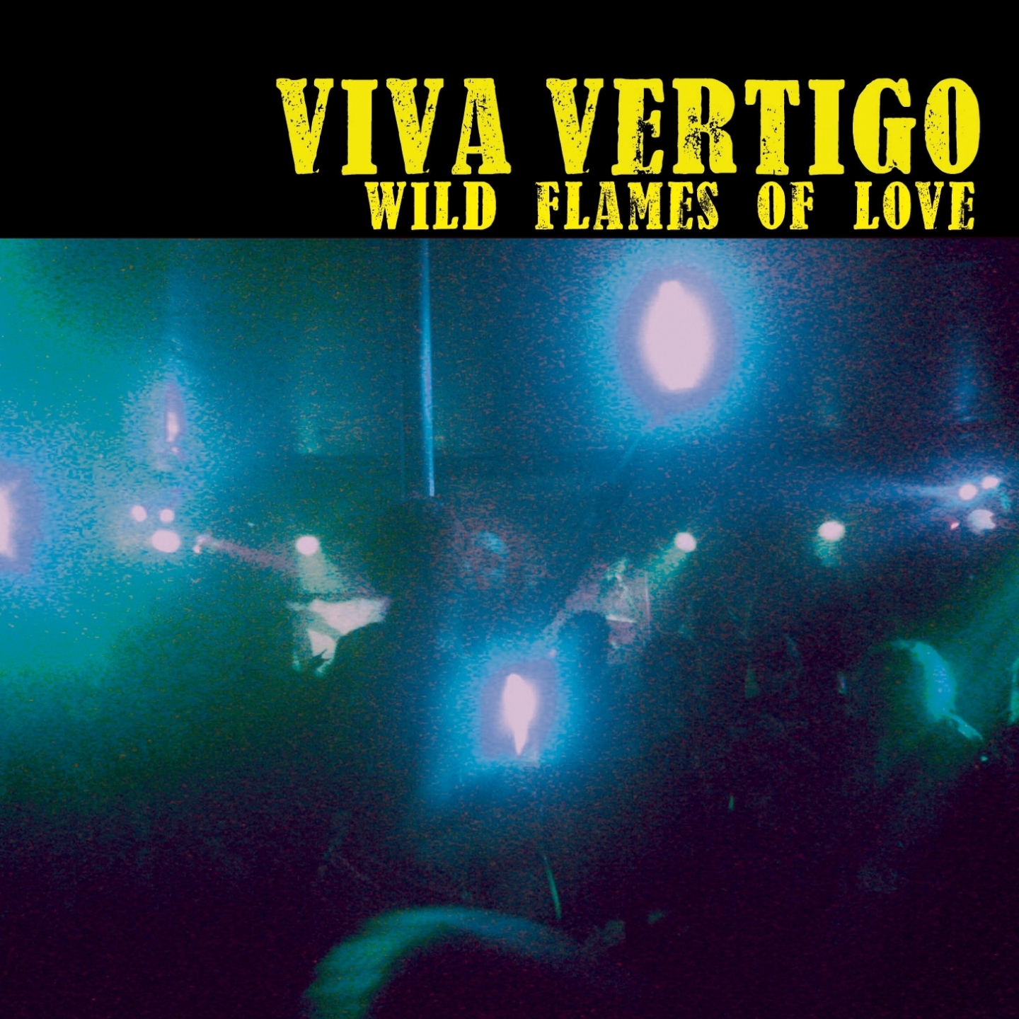 Viva Vertigo – 'Wild Flames of Love' (Single)