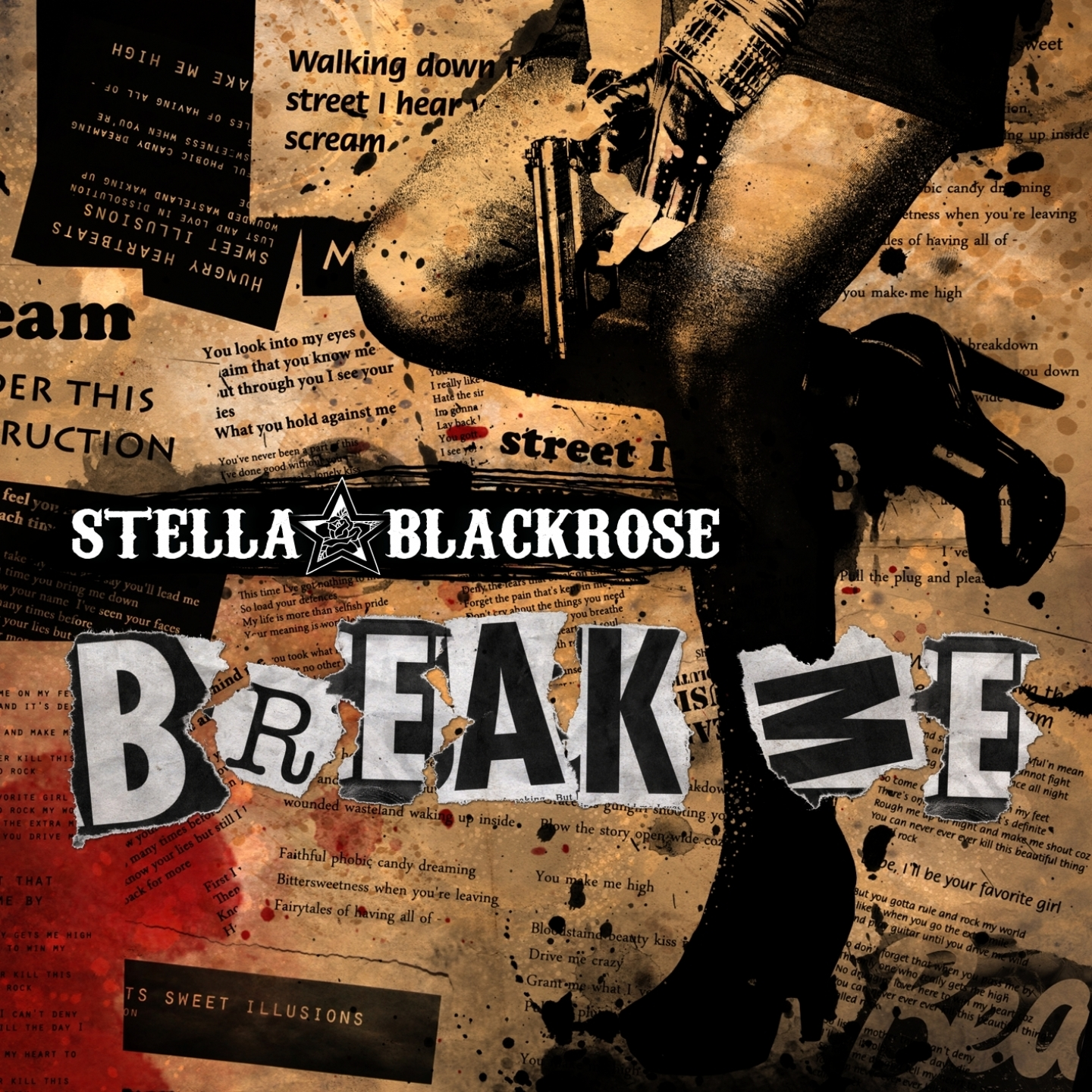 Stella Blackrose – 'Break Me' (Single)