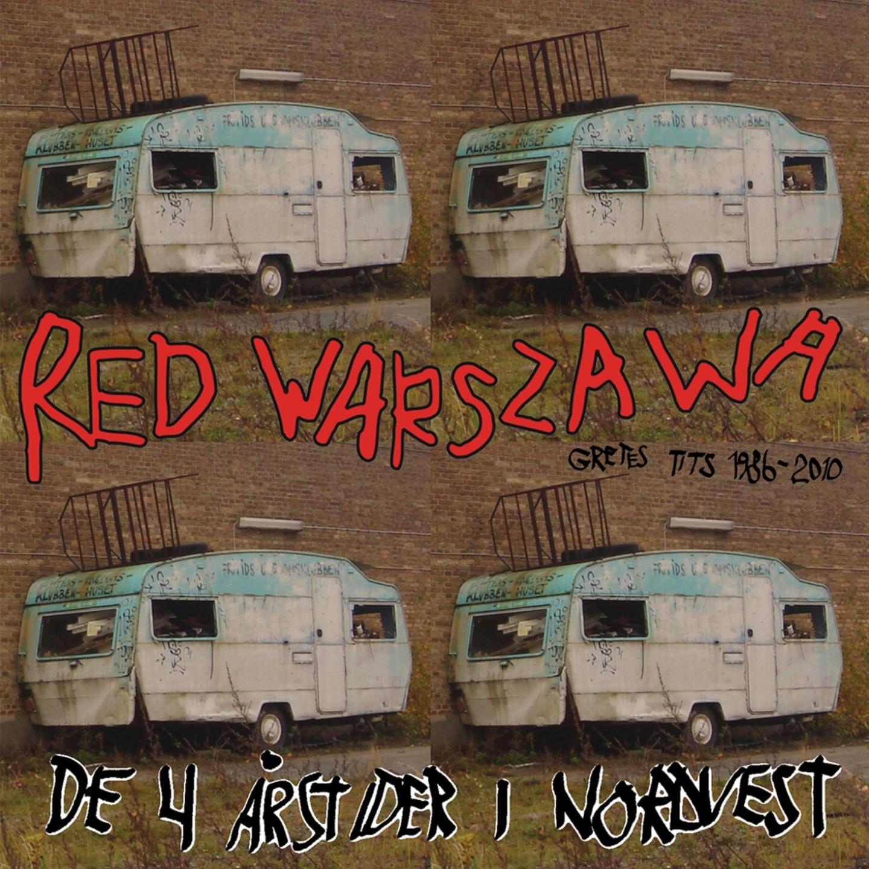 Red Warszawa– 'De 4 Årstider i Nordvest' (Album)