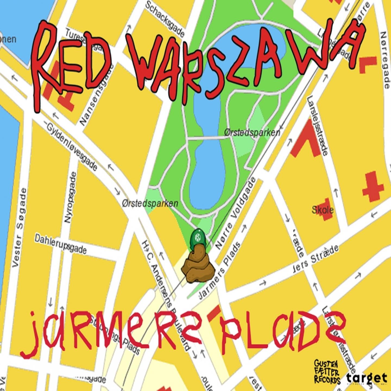 Red Warszawa– 'Jarmers Plads' (Album)