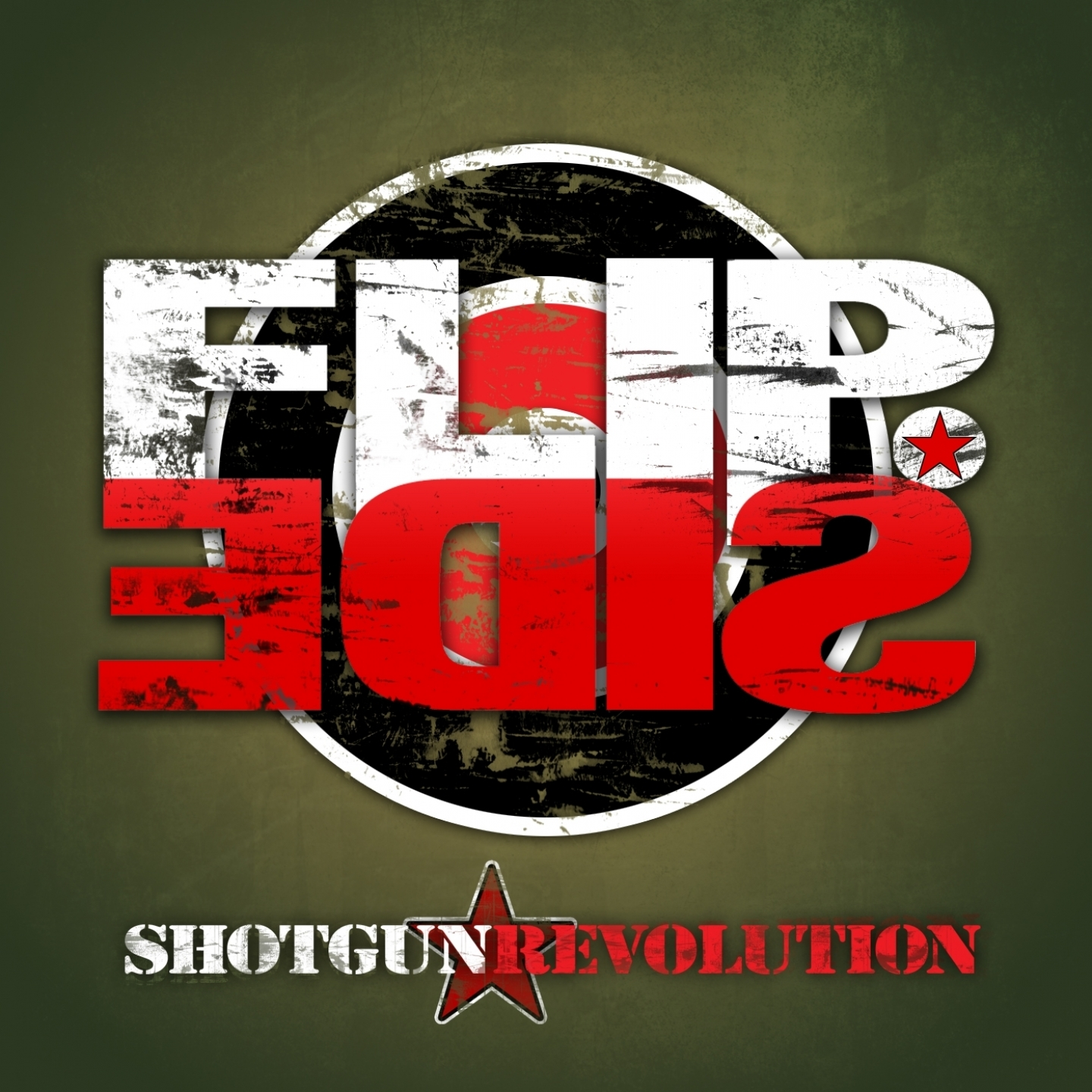 Shotgun Revolution – 'Flipside' (Single)
