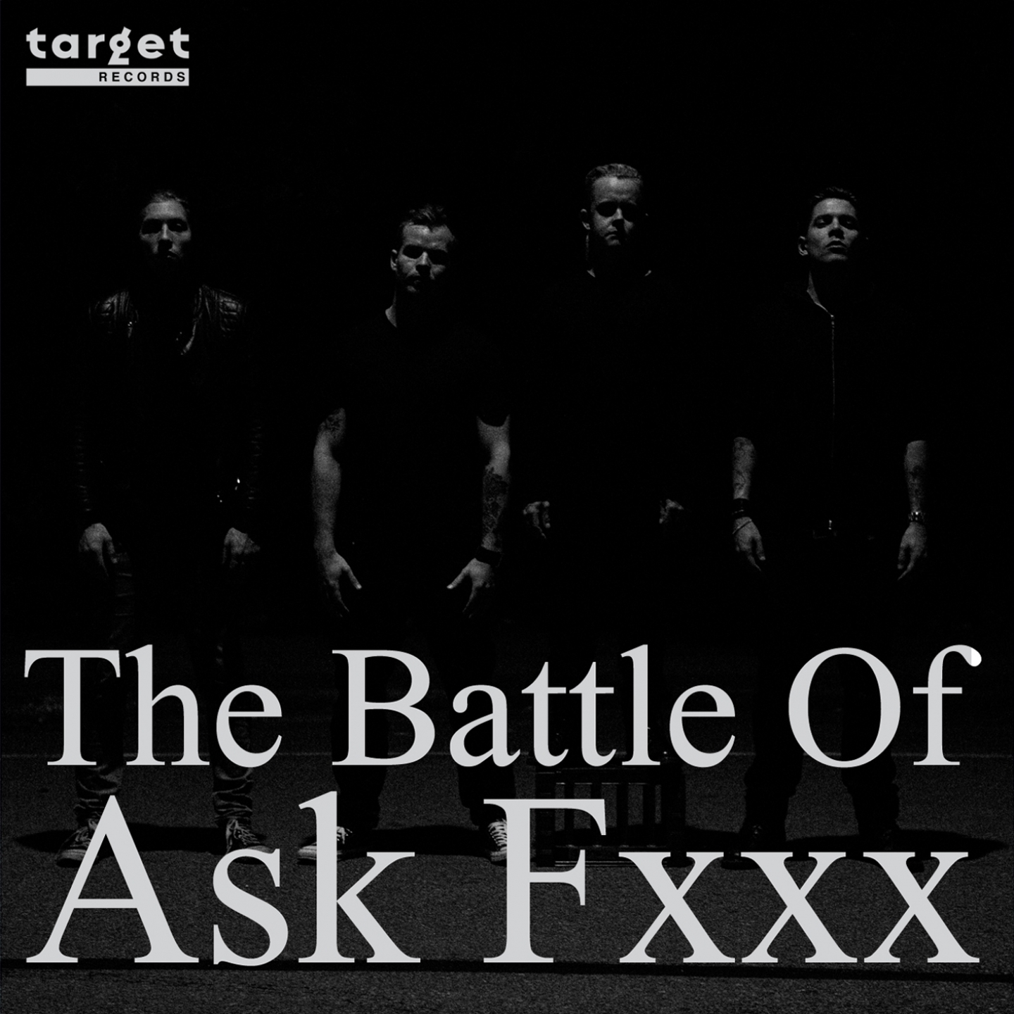 Rock Hard Power Spray – 'The Battle of Ask Fxxx' (Single)