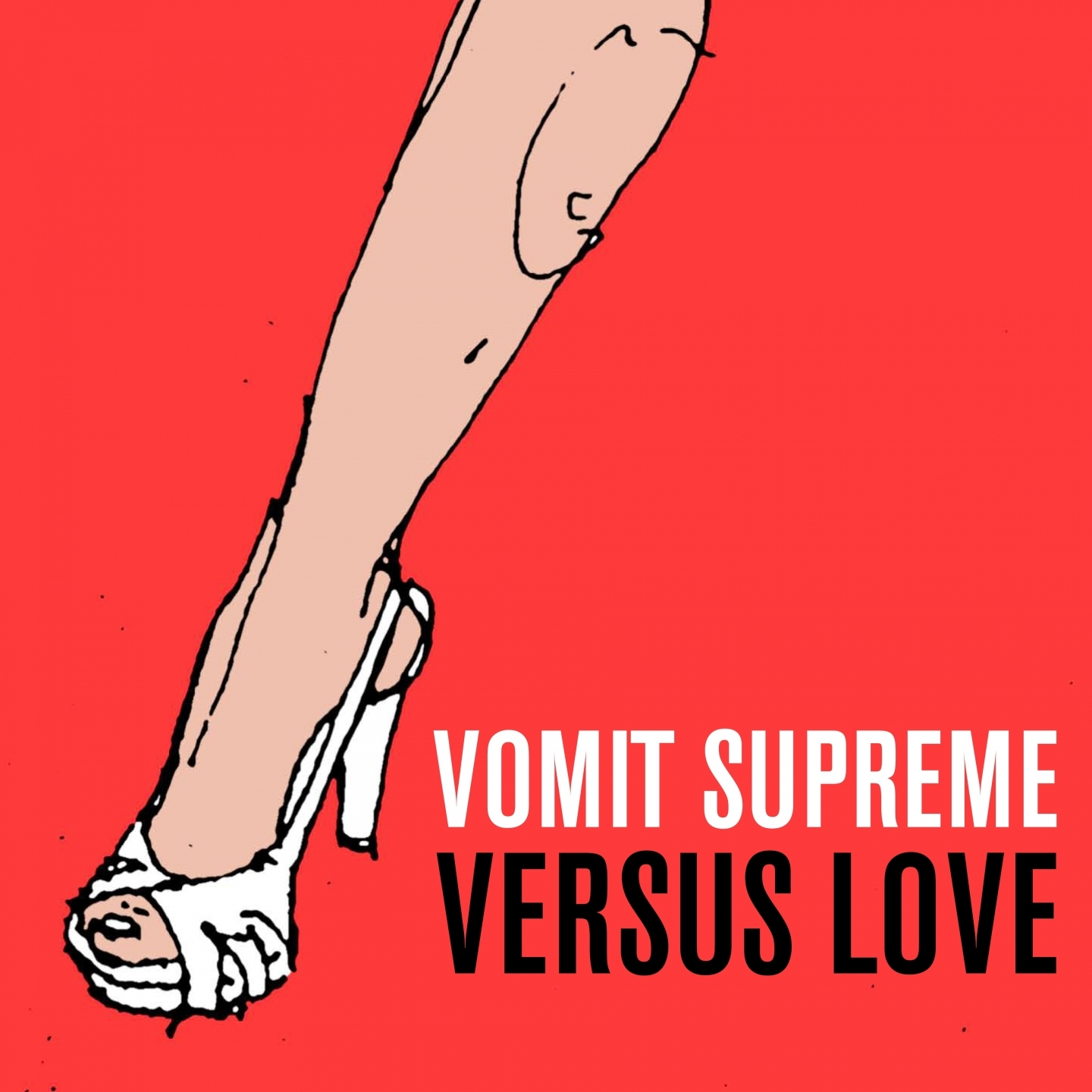 Vomit Supreme – 'Versus Love' (Single)