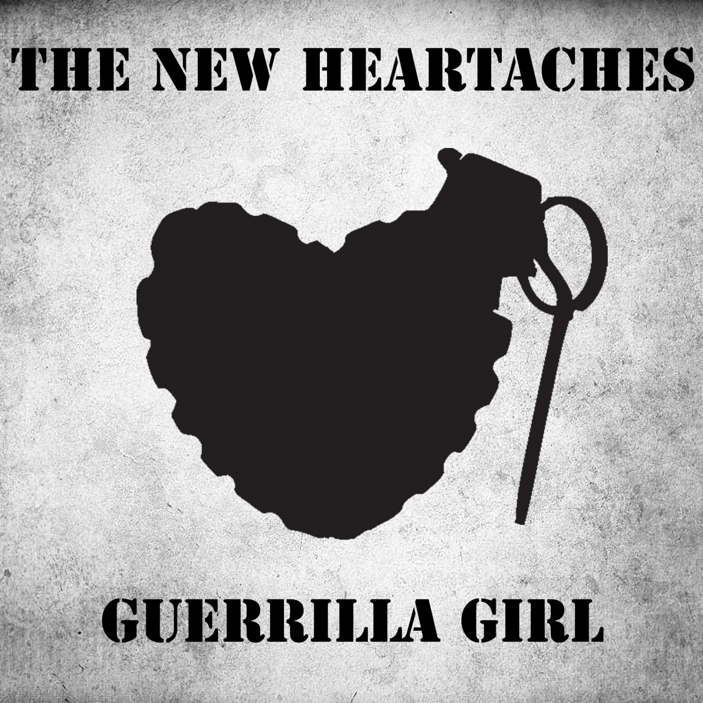 The New Heartaches – 'Guerrilla Girl' (Single)