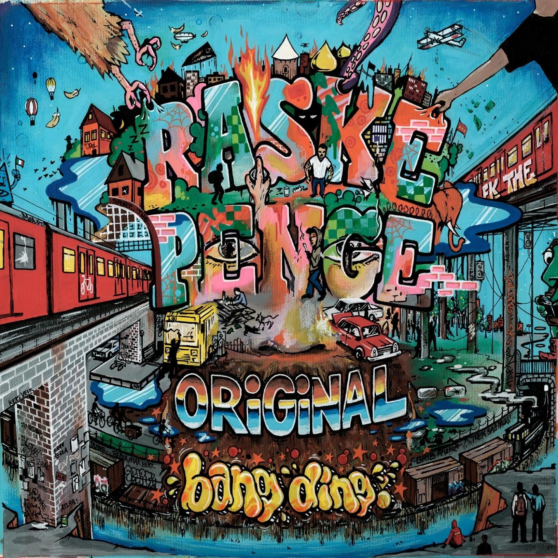 Raske Penge & TopGunn – 'Original' (Album)