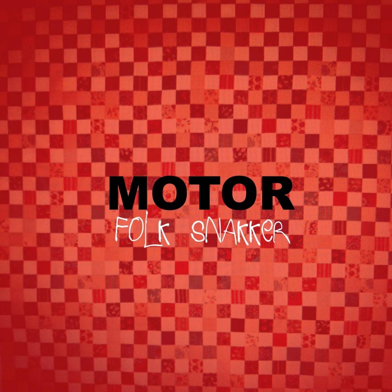 MOTOR – 'Folk Snakker' (EP)
