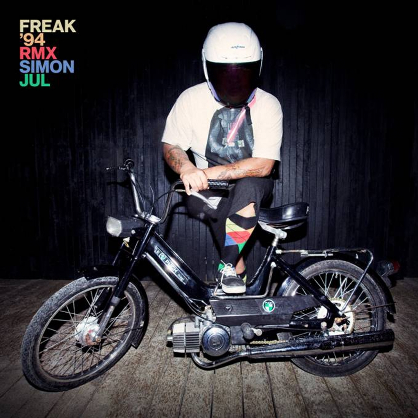 Simon Jul – 'Freak 94' (Single)