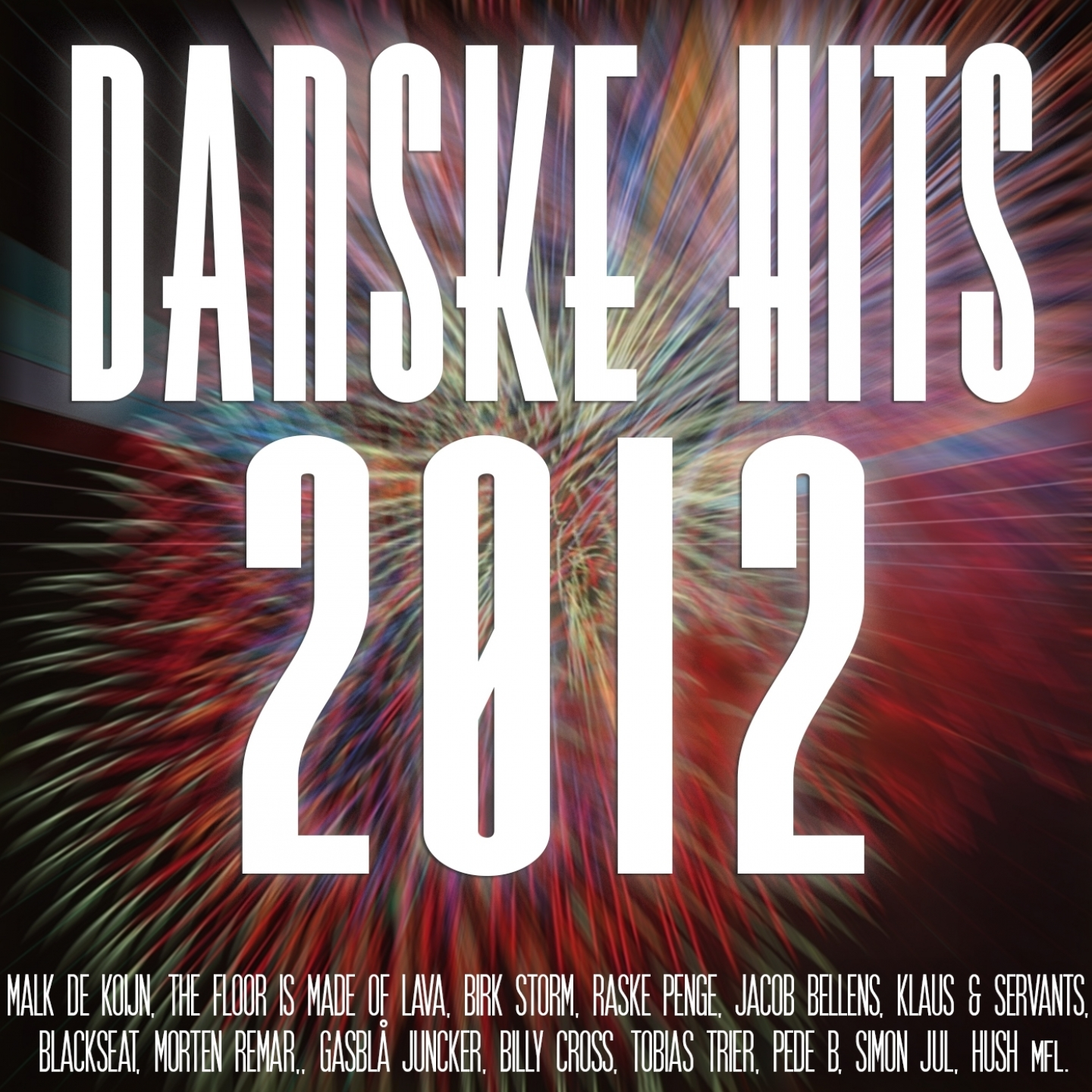 Various Artists – 'Danske Hits 2012' (Album)