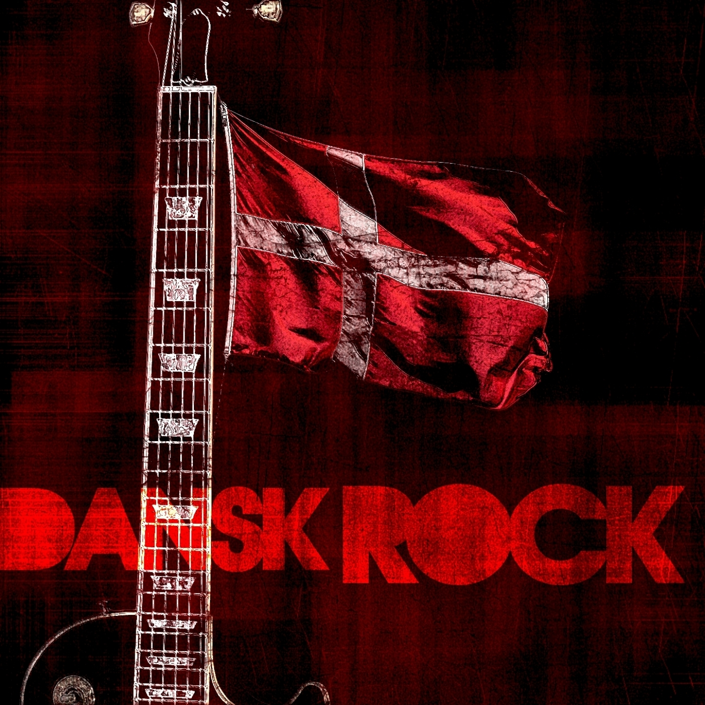 Various Artists	– 'Dansk Rock' (Album)