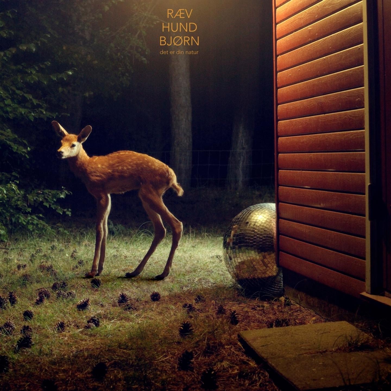 Ræv Hund Bjørn – 'Det Er Din Natur' (Album)