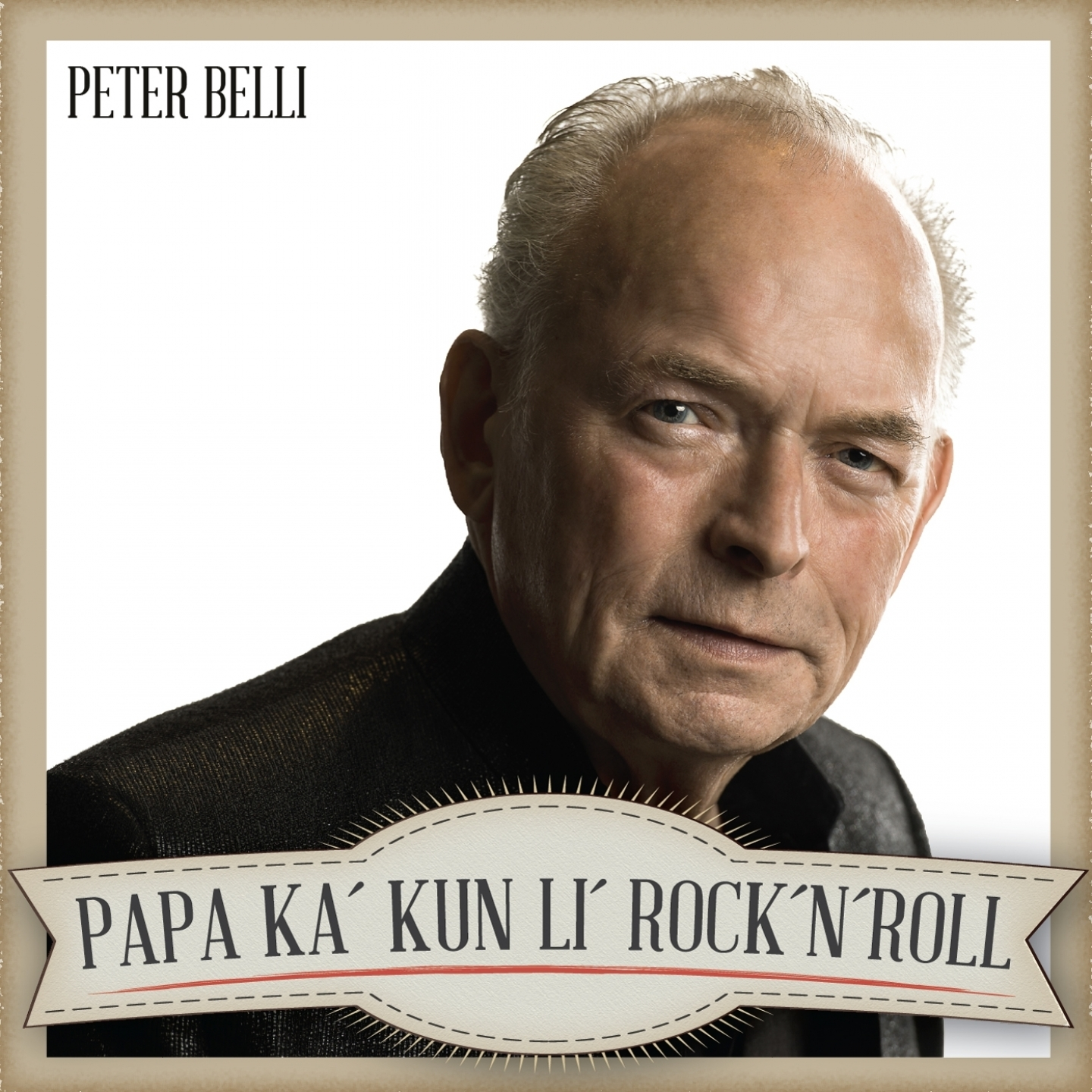 Peter Belli – 'Papa Ka' Kun Li Rock'n'Roll' (Single)
