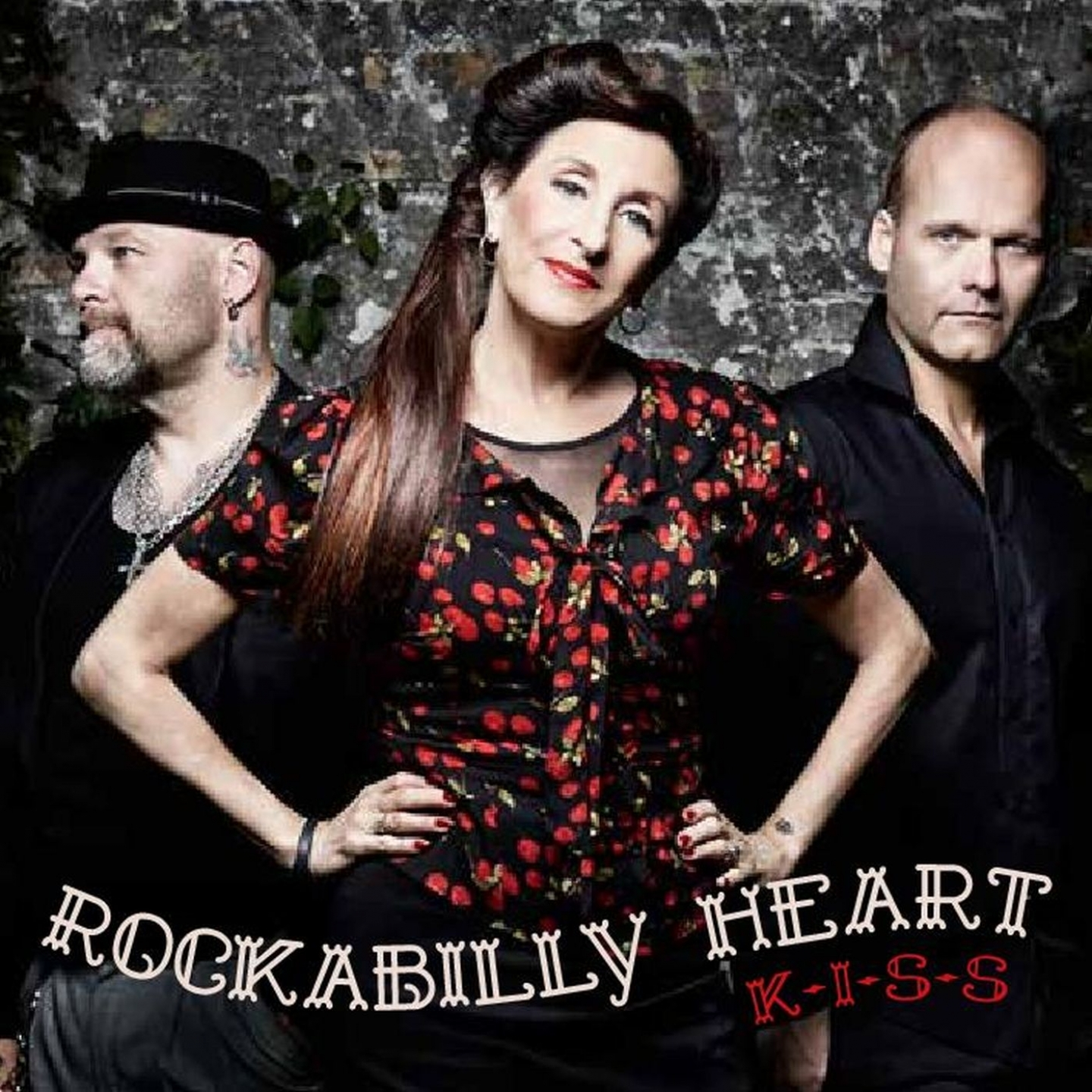 Rockabilly Heart – 'K-I-S-S' (Single)