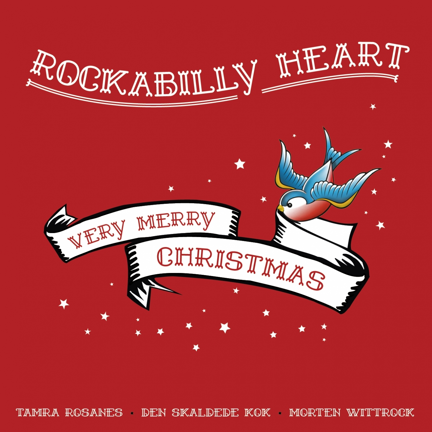 Rockabilly Heart – 'Very Merry Christmas' (Single)