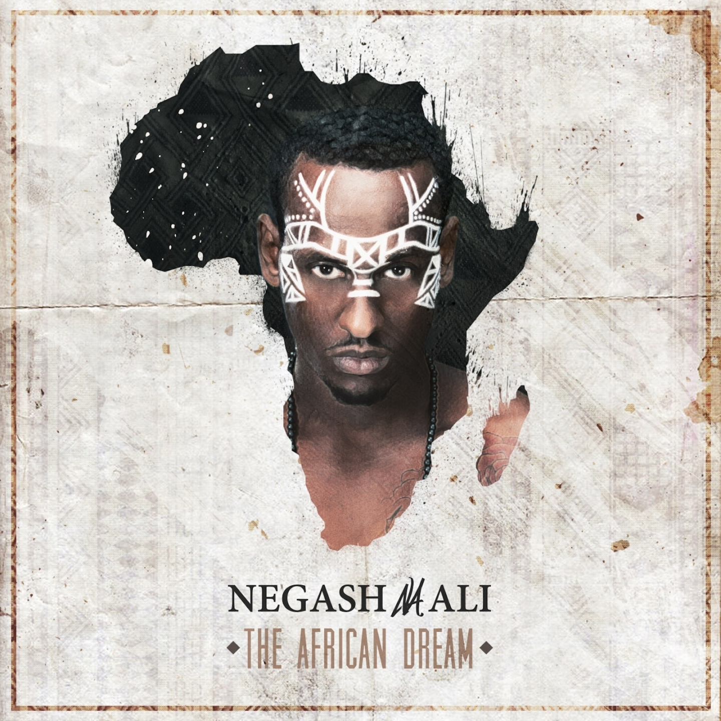 Negash Ali – 'The African Dream' (EP)