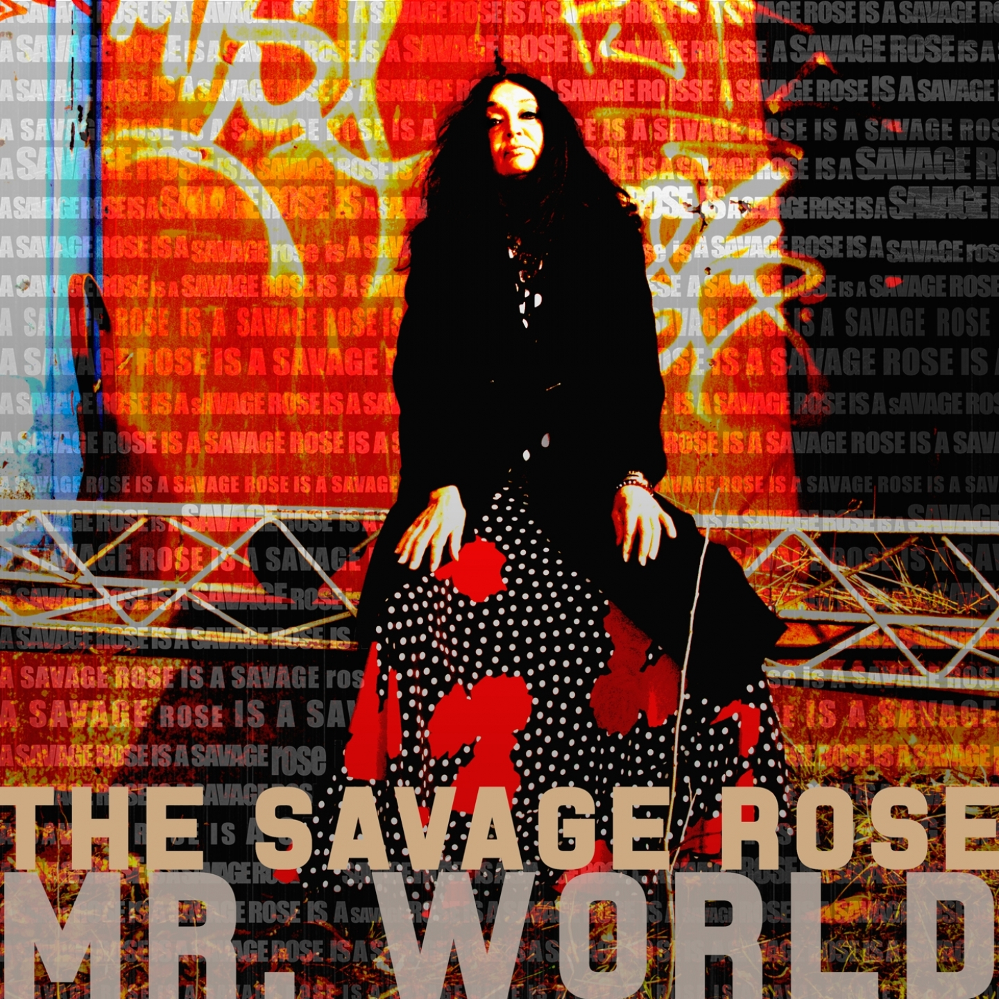 The Savage Rose – 'Mr. World' (Single)