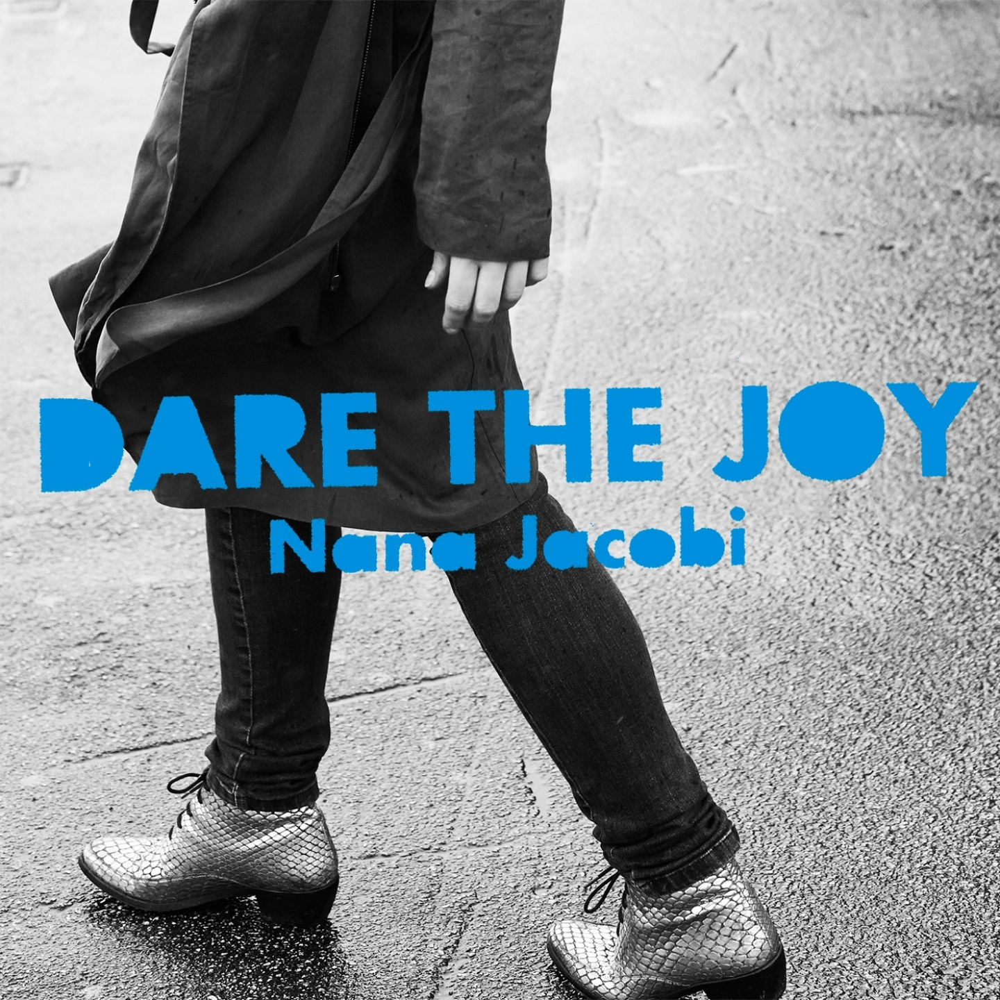 Nana Jacobi – 'Dare the Joy' (Single)