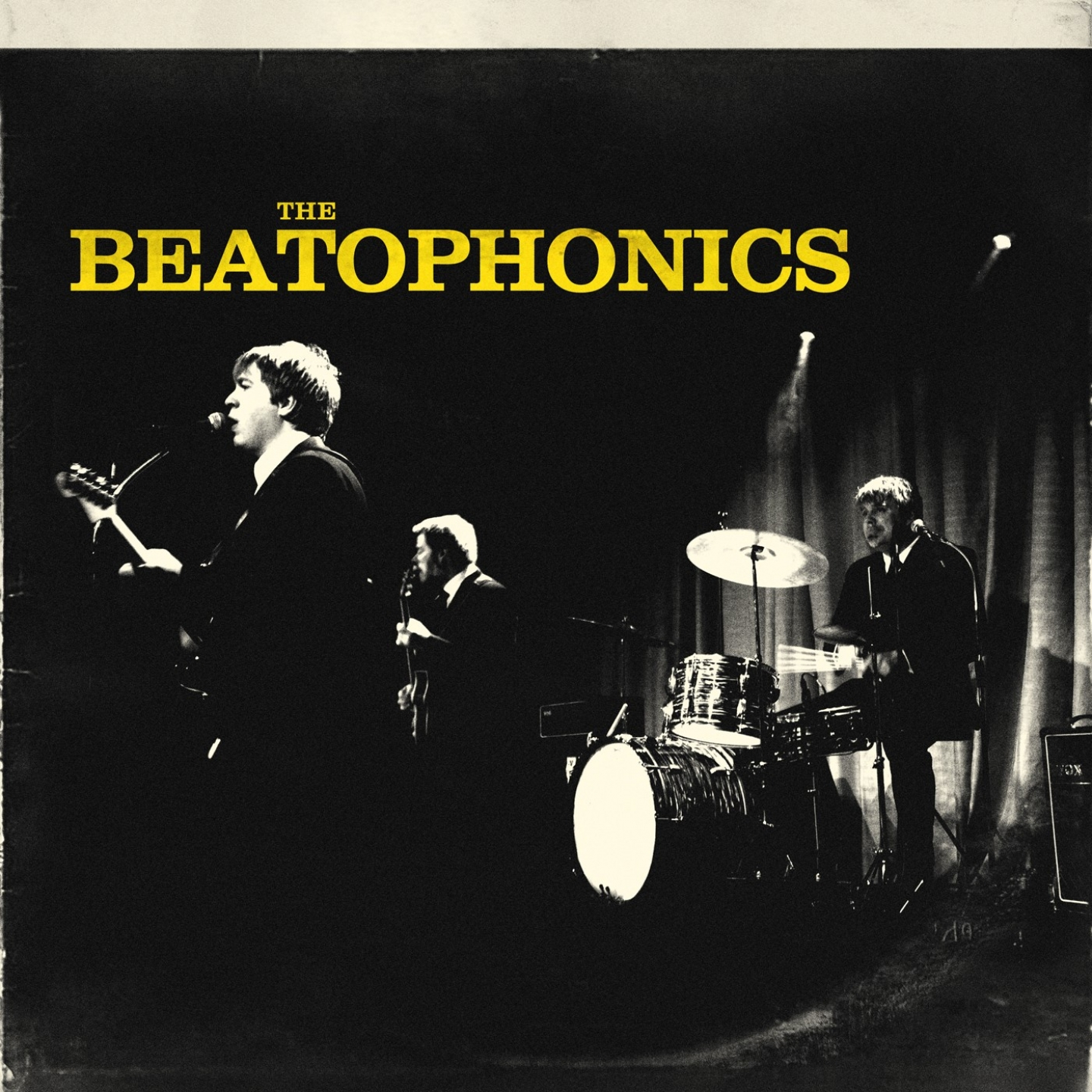 The Beatophonics – 'The Beatophonics' (Album)