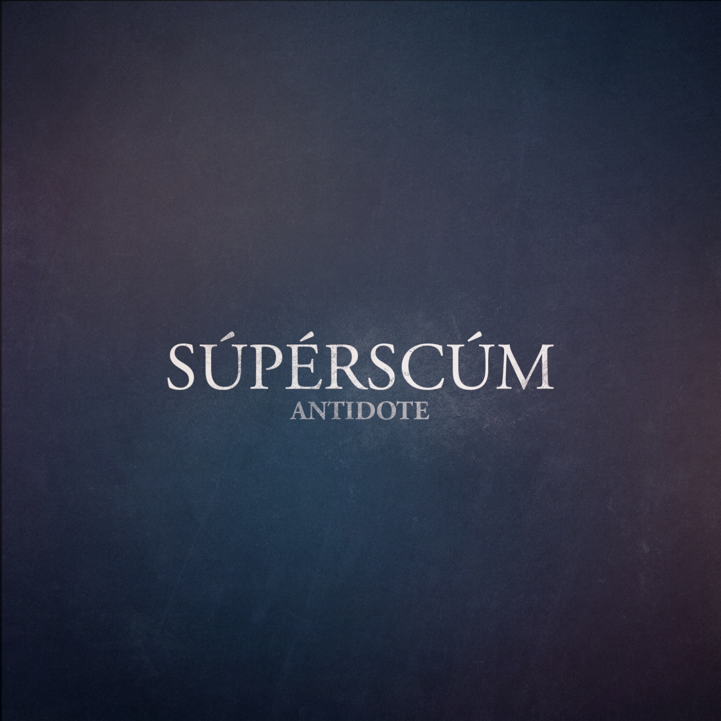 Superscum – 'Antidote' (Single)