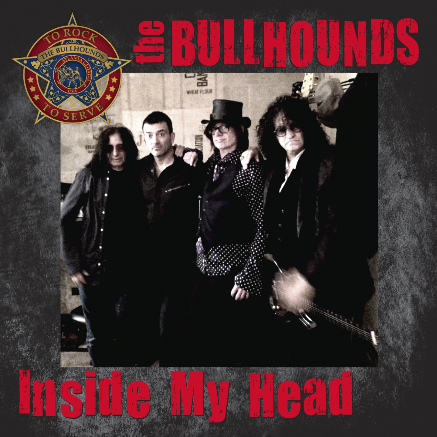 The Bullhounds – 'Inside My Head' (Single)
