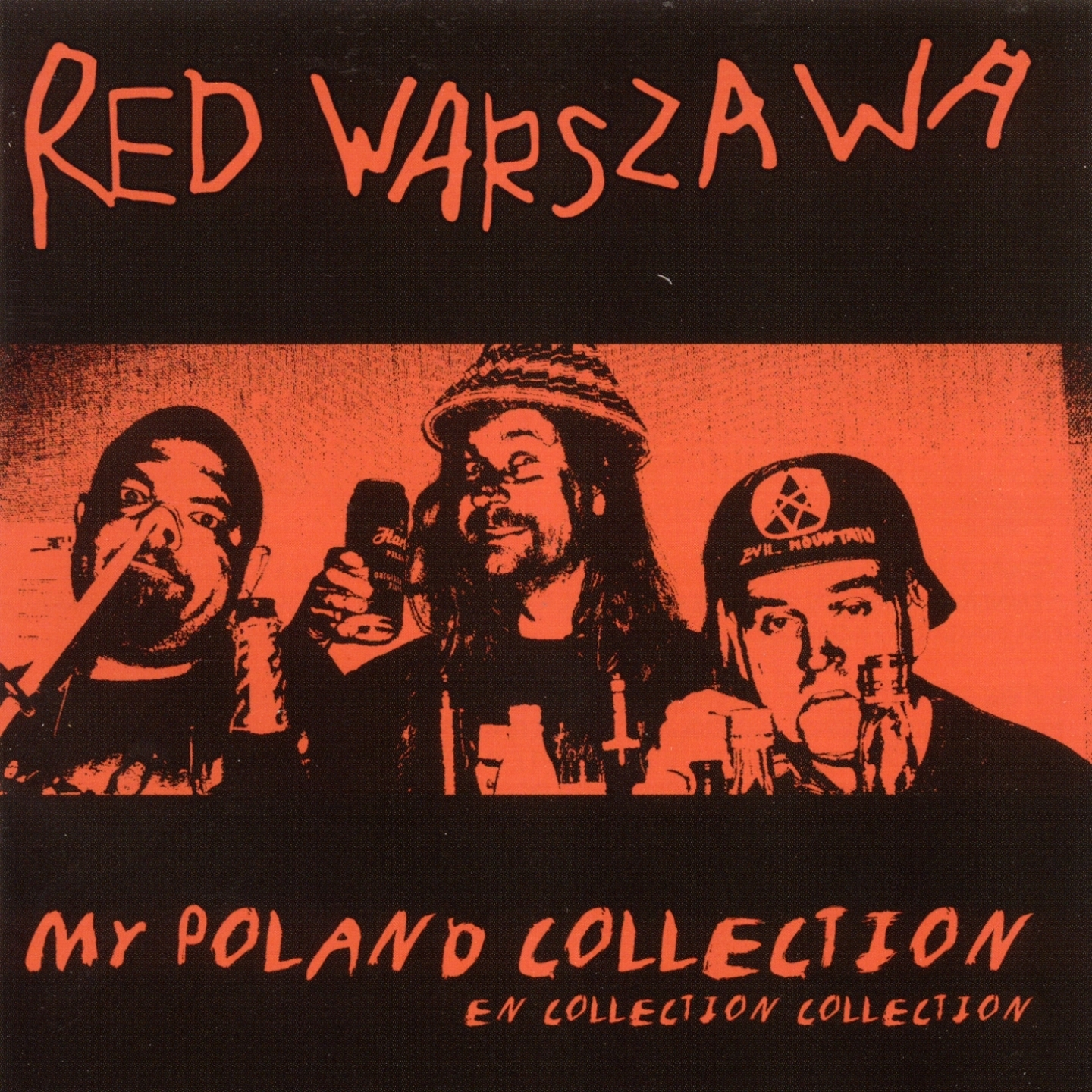 Red Warszawa	– 'My Poland Collection' (Album)