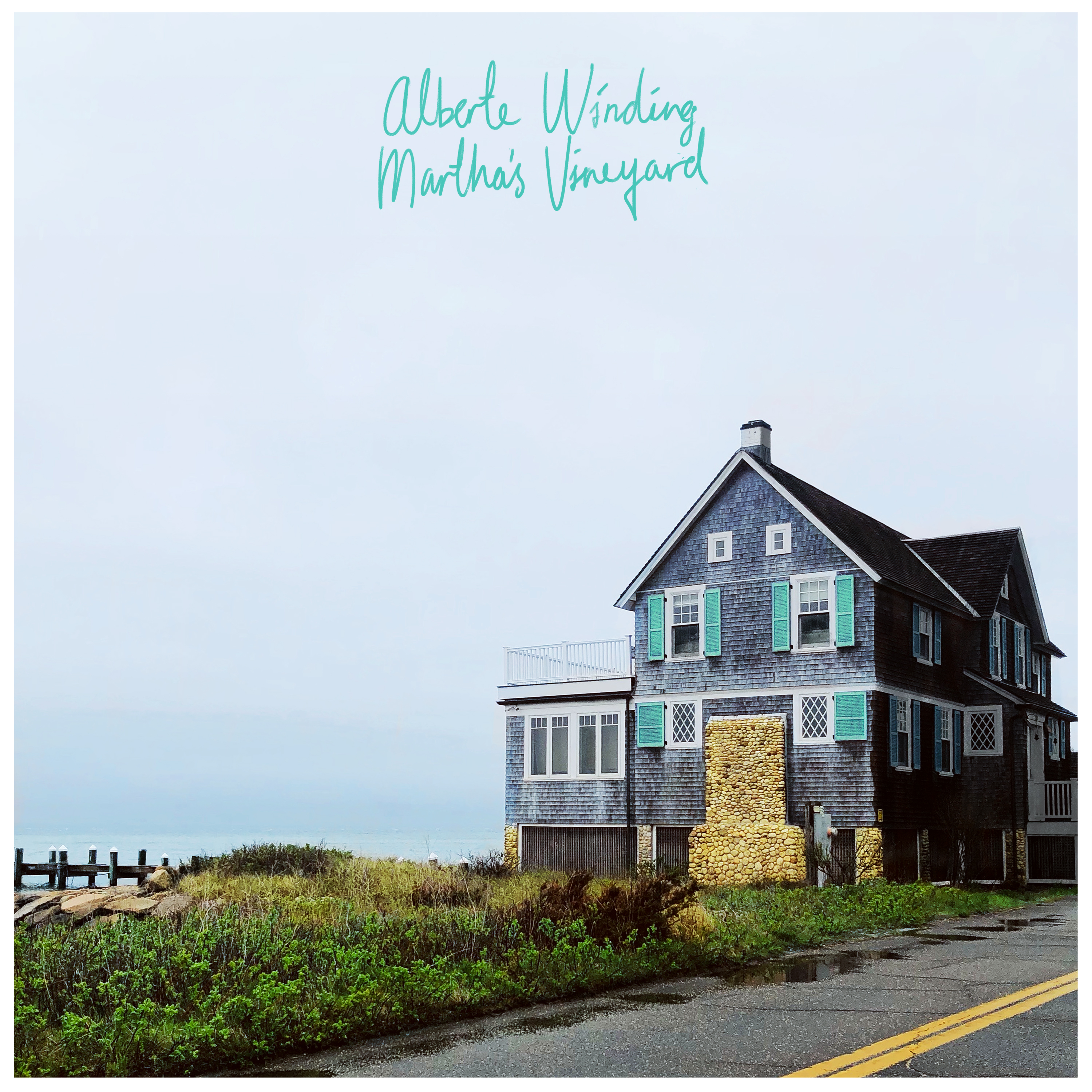 Alberte Winding – Martha's Vineyard (album)