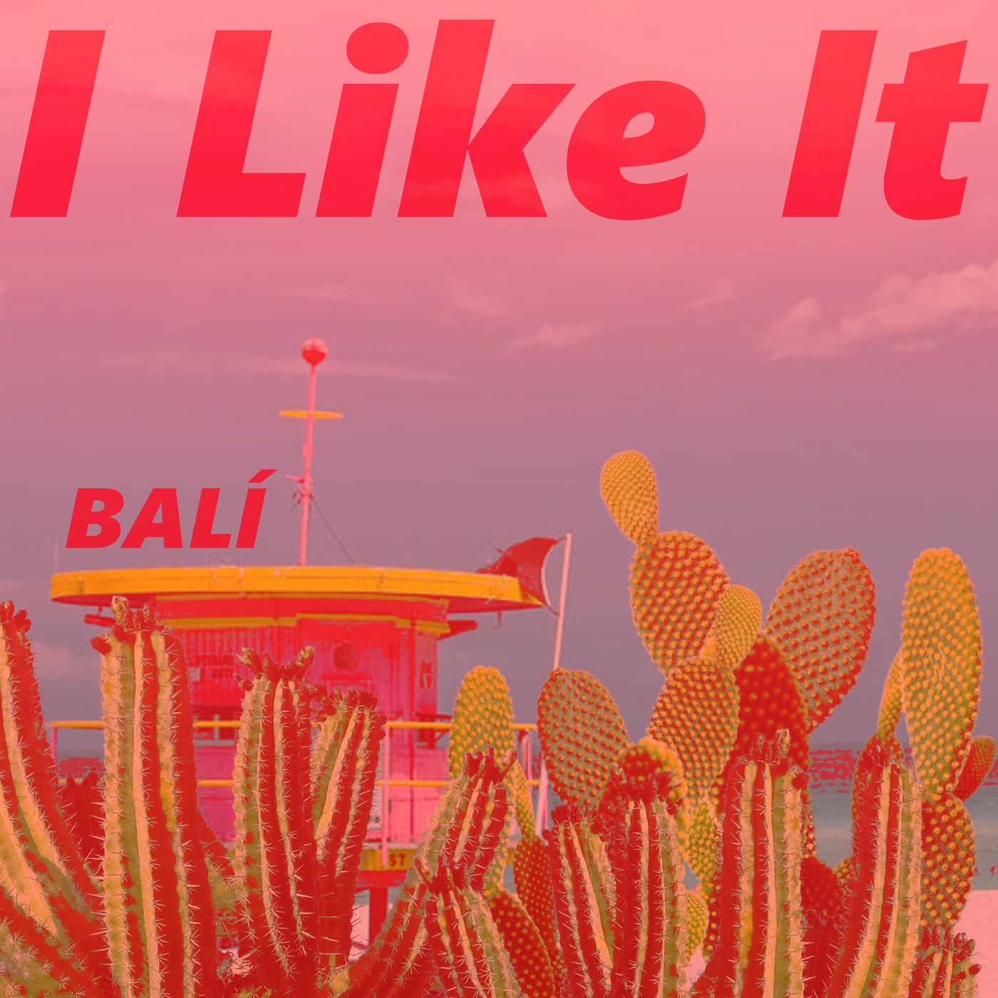 Balí – I Like It (single)