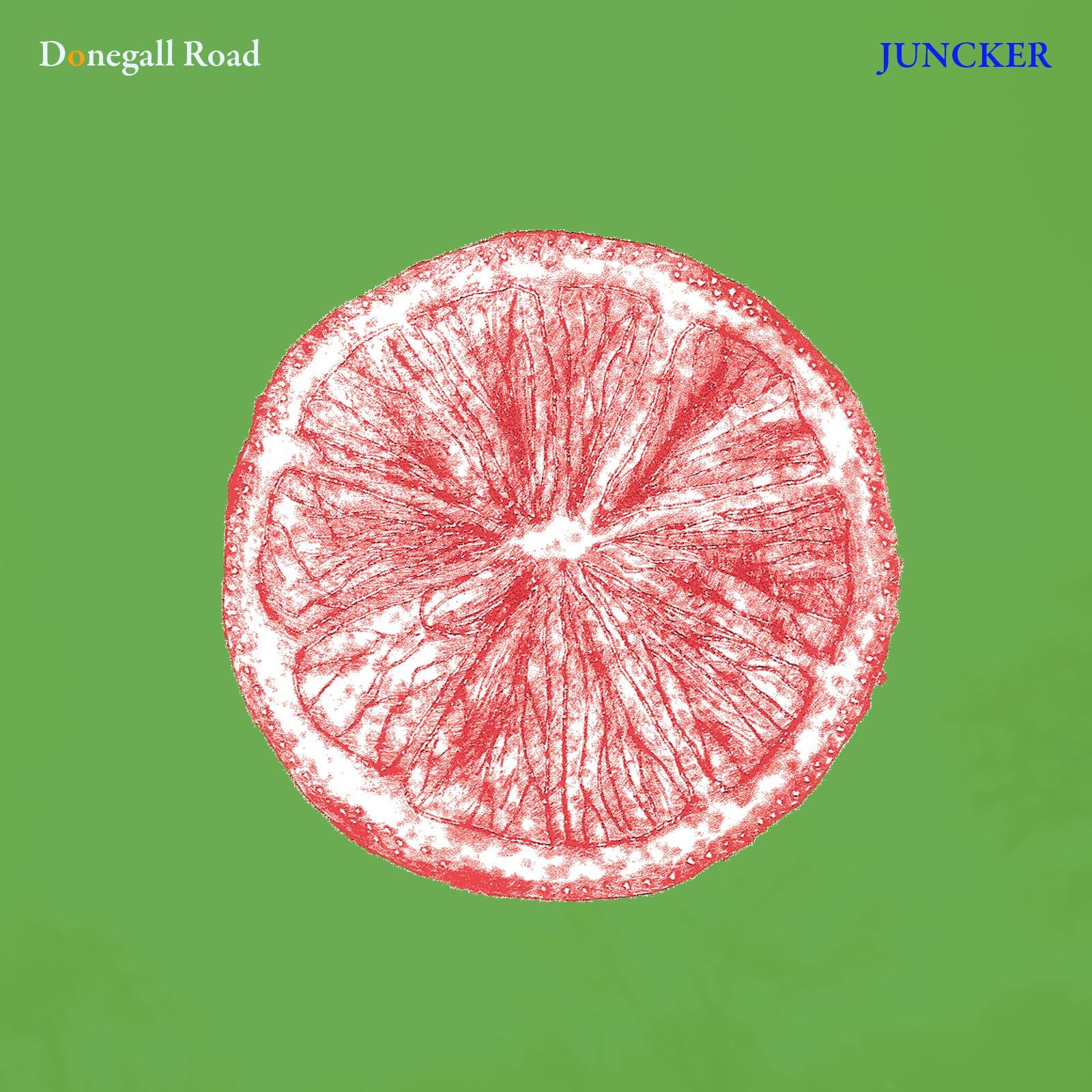"Juncker – ""Donegall Road"" (single)"