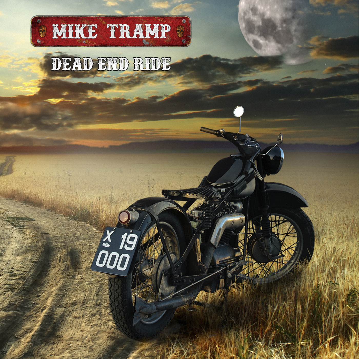 Mike Tramp – Dead End Ride (single)