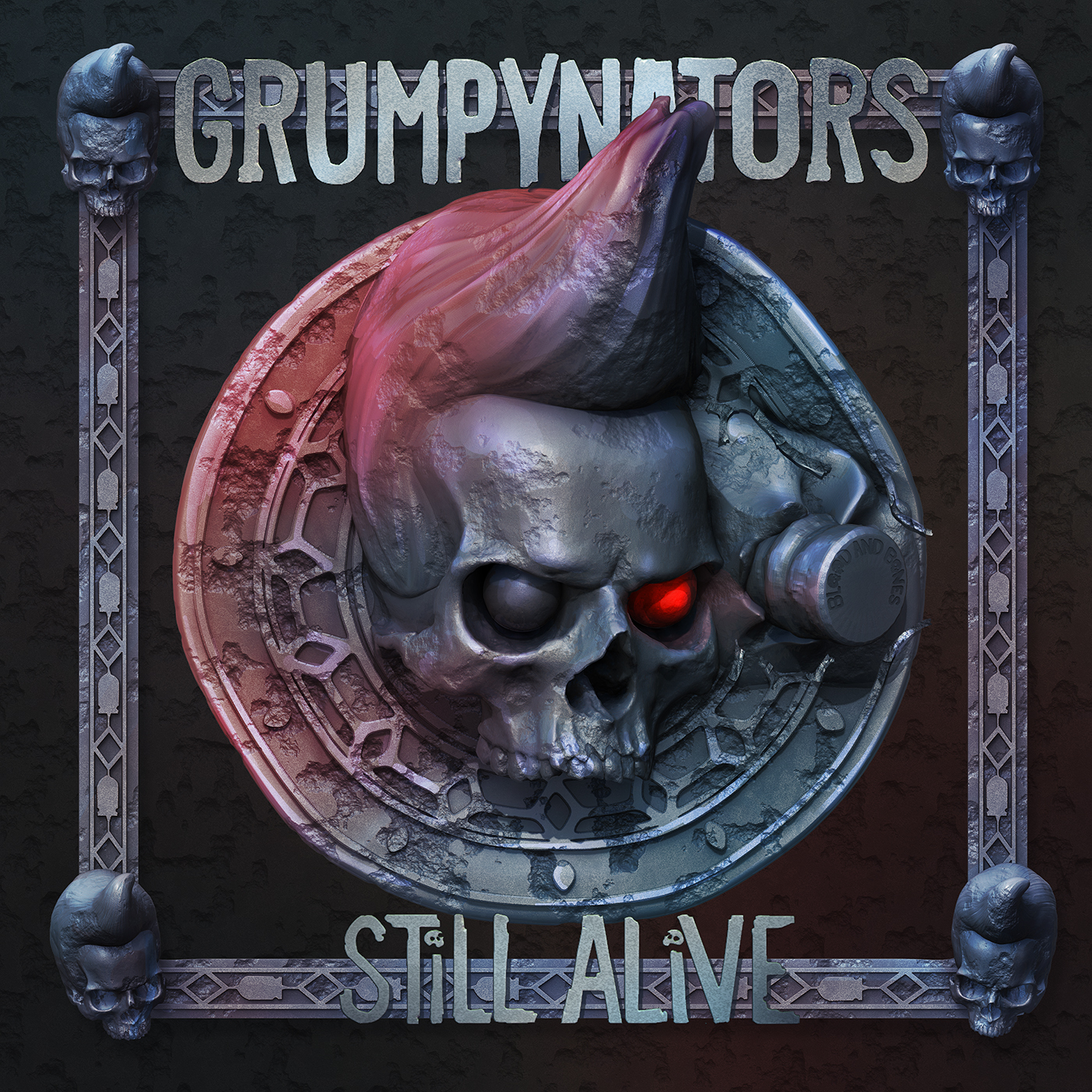 Grumpynators – Still Alive (album)