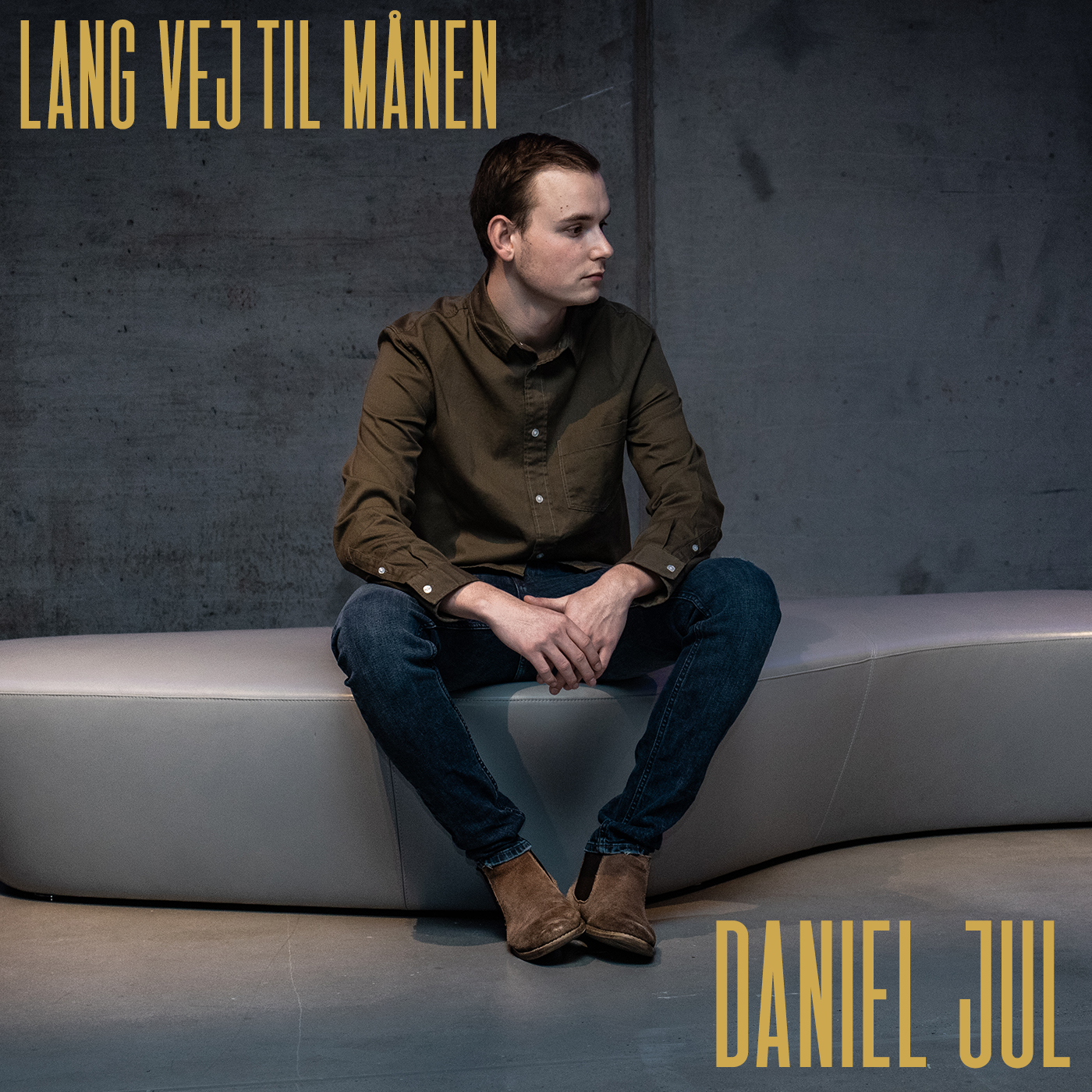 Daniel Jul – Lang Vej Til Månen (single)