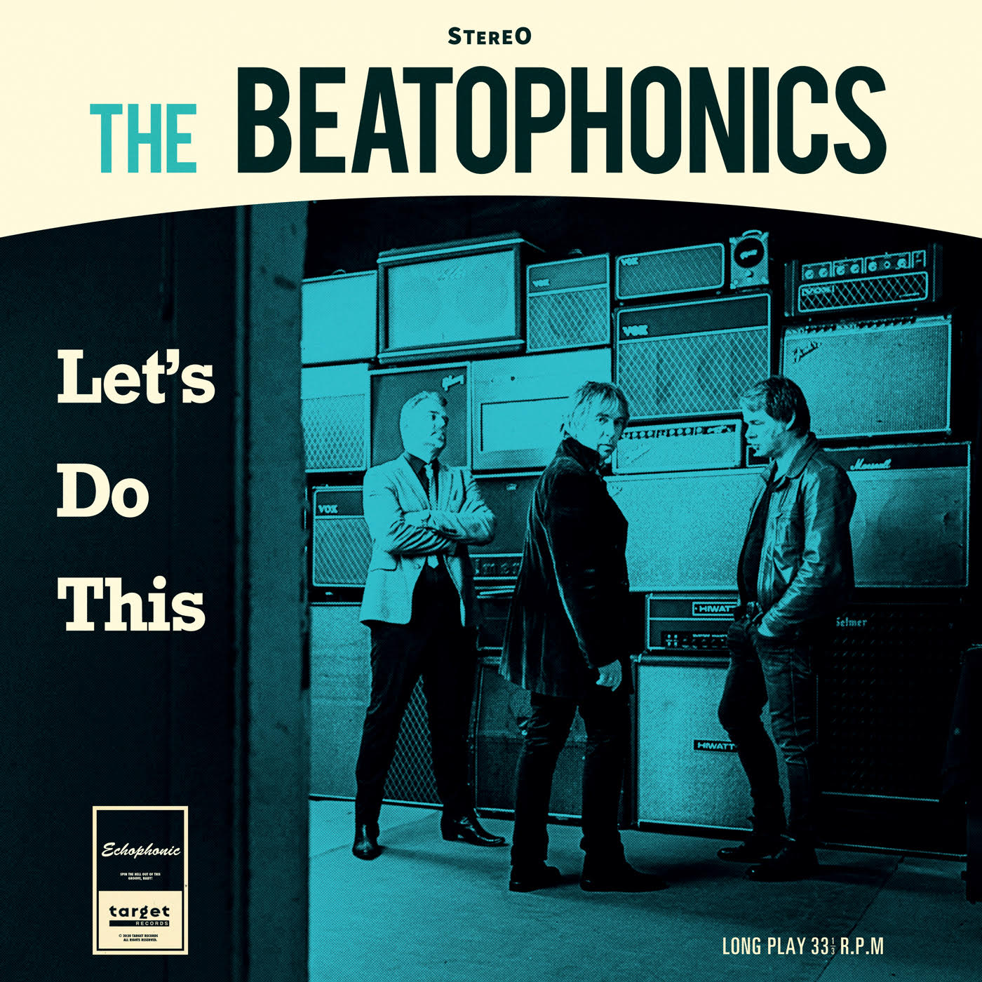 The Beatophonics – Let's Do This (ALBUM)
