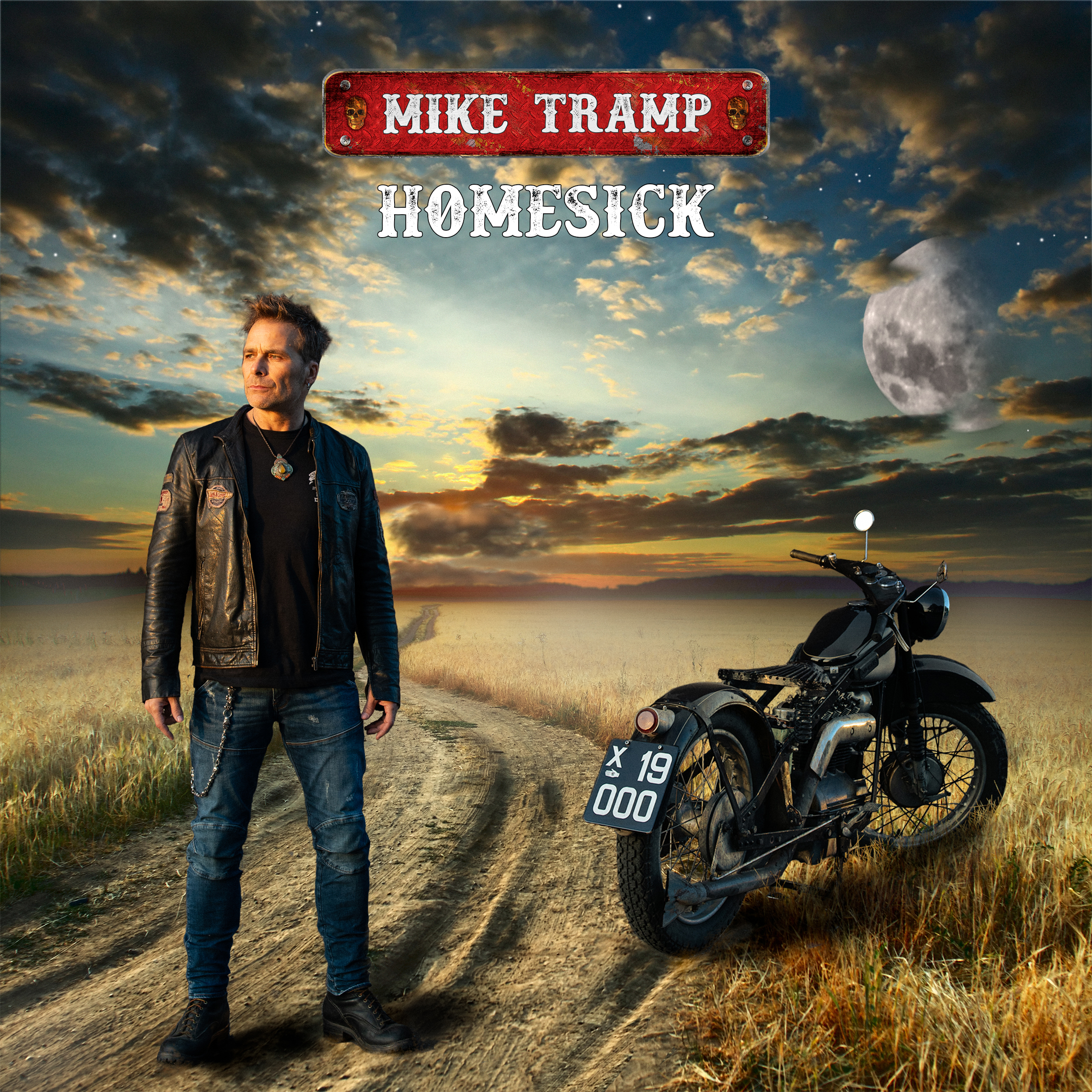 Mike Tramp – Homesick (single)