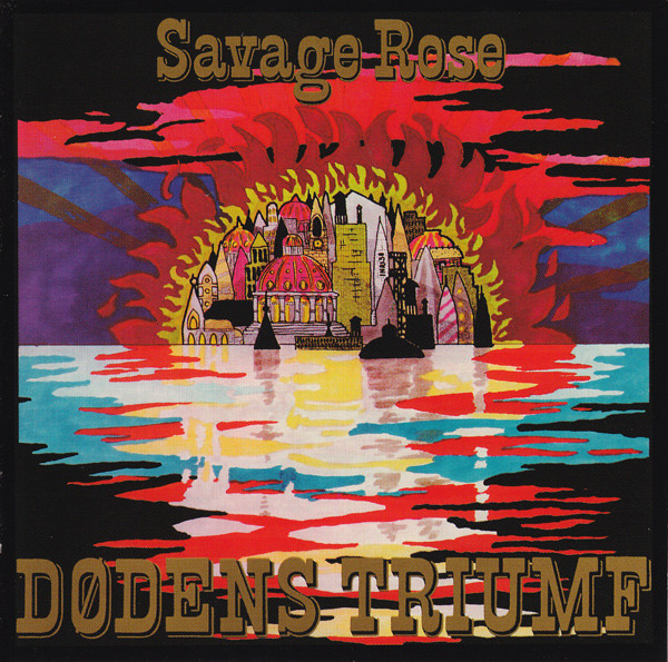Savage Rose – Dødens Triumf (Gatefold LP)