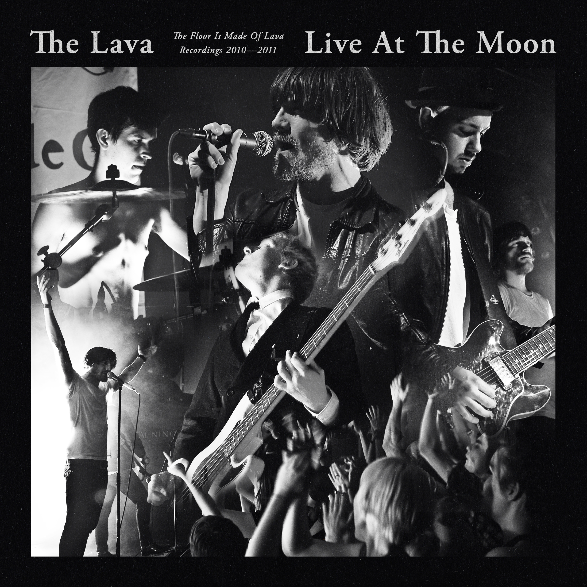 The Floor Is Made Of Lava – Live At The Moon (ALBUM)