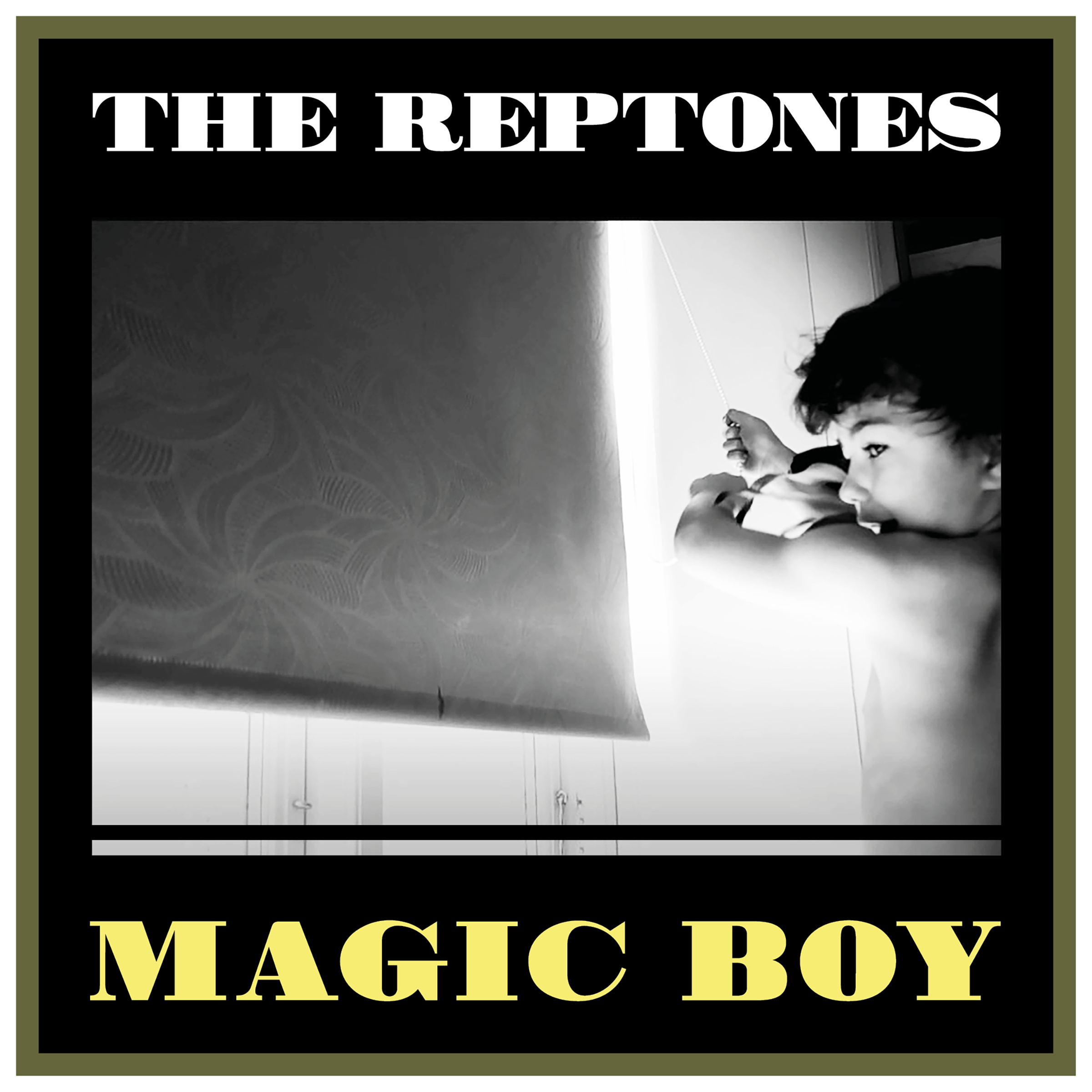 "The Reptones – ""Magic Boy"" (Single)"