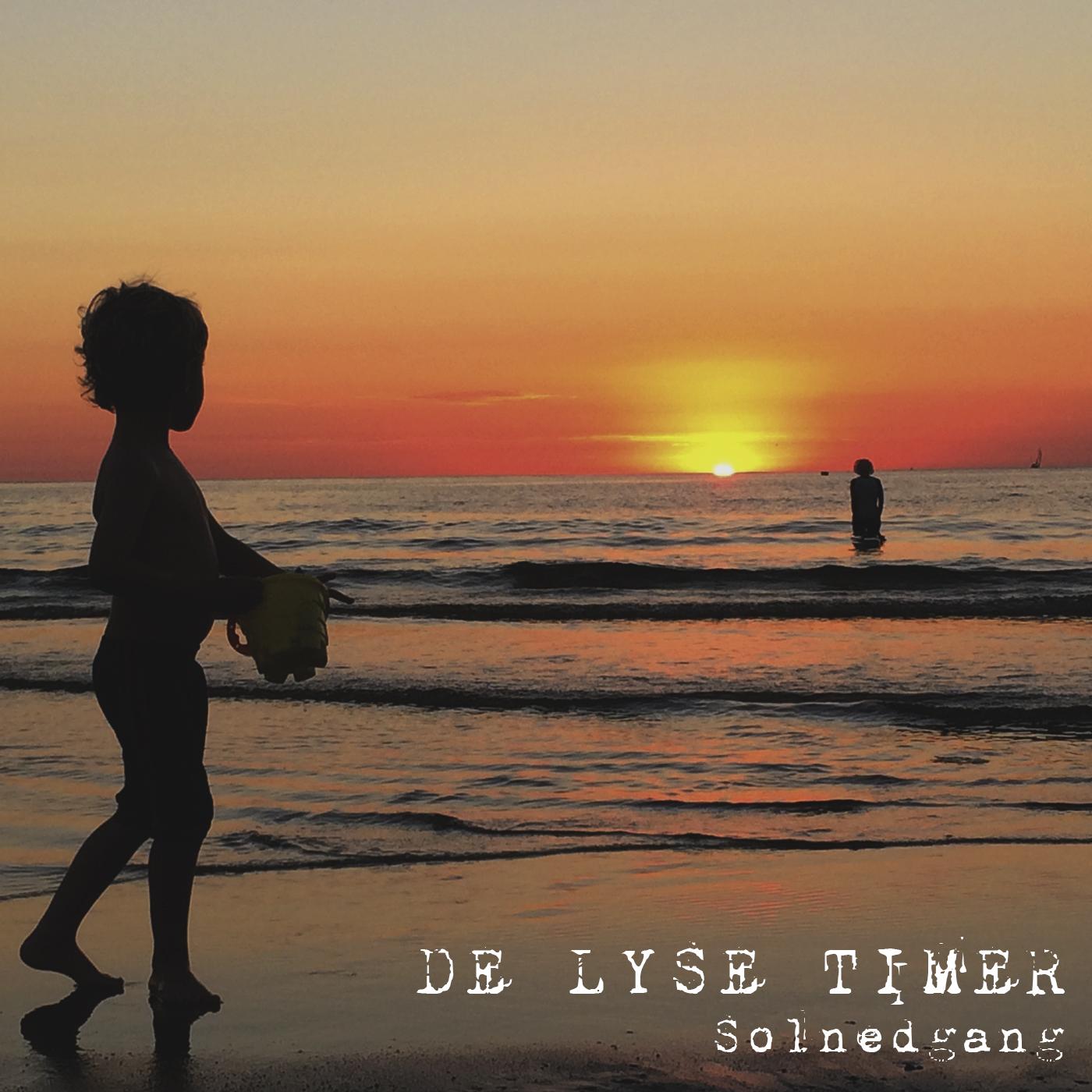 De Lyse Timer – Solnedgang (single)