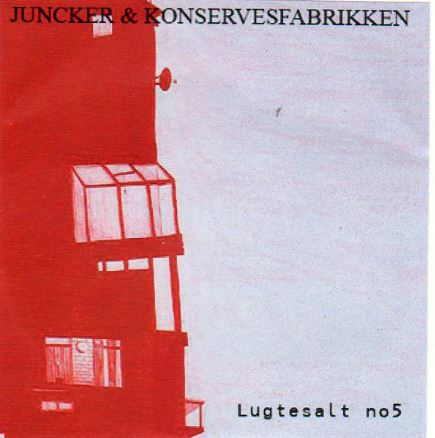 Juncker & Konservesfabrikken ‎– 'Lugtesalt No5' (Single)